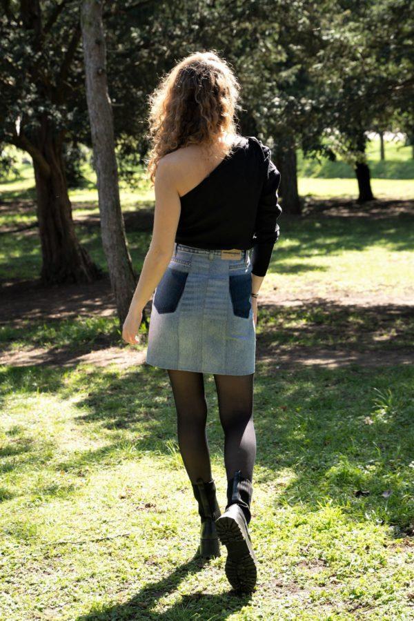 Photo jupe droite